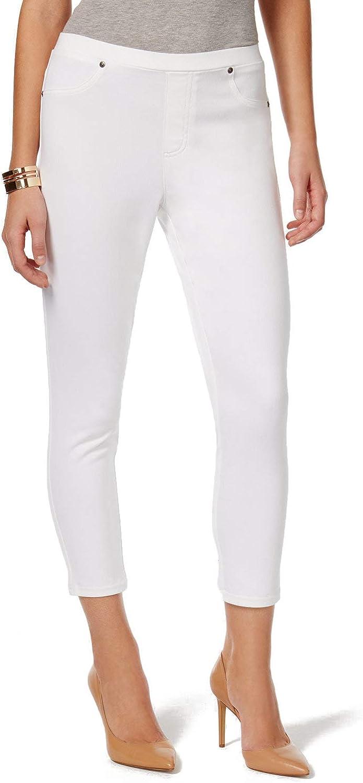 Style & Co. Twill Capri Leggings