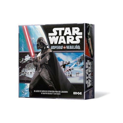 Fantasy Flight Games Star Wars Juego de Mesa, Color (Edge Entertainment FFSW01)