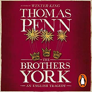 The Brothers York cover art