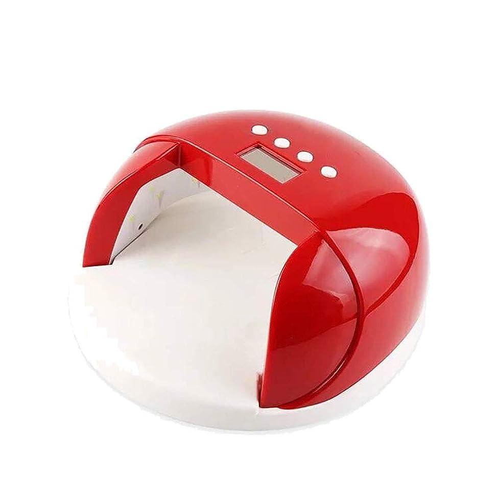 シャッフルジャンプする冷蔵する釘のドライヤー - 自動赤外線センサー、二重光源のLEDランプのゲルのドライヤーのマニキュアが付いている紫外線携帯用LEDの釘ランプ