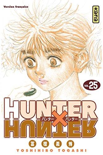 Hunter X Hunter - Tome 25 (Shonen)