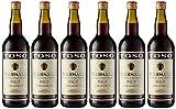 Toso Marsala Ambra - 6 Paquetes de 1000 ml - Total: 6000 ml
