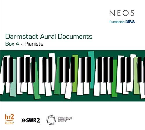 Darmstadt Aural Documents Box 4