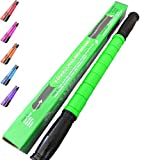 The Muscle Stick Original Muscle Roller | Muscle Roller Stick - The Stick All Purpose for Newbies - Original Green