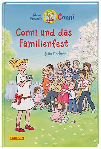 Conni-Erzählbände 25: Conni und das Familienfest (farbig illustriert) (25)