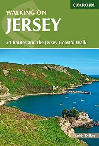 Walking on Jersey: 24 routes and the Jersey Coastal Wal