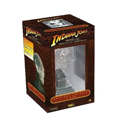 Indiana Jones E Il Regno Del Teschio Di Cristallo (Limited) (2 Dvd+Teschio)
