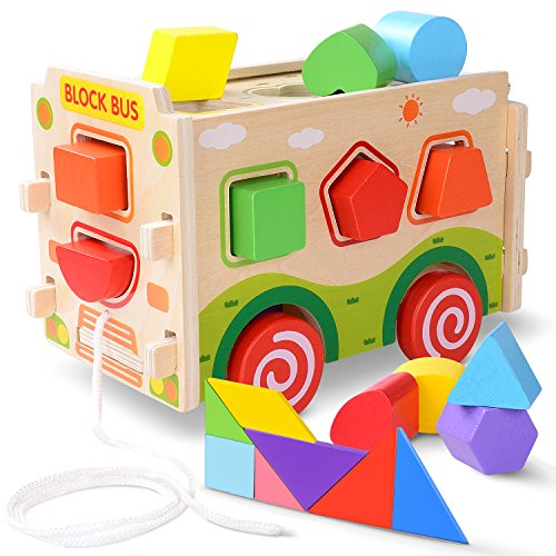 Baby Shape & Color Recognition Toys
