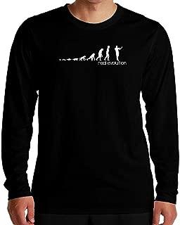 Idakoos Real Evolution of Wing Chun Long Sleeve T-Shirt