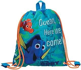 Finding Dory Mochila Infantil, 0.75 litros, Color Azul