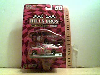 Racing Champions Hills Bros Coffee - Bring It On Home - NASCAR - Hut Ricklin 90