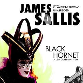 Black Hornet audiobook cover art