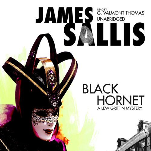 Black Hornet audiobook cover art