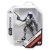 Toybox 17 Jango Fett Action Figure 12 CM Star Wars Disney Store