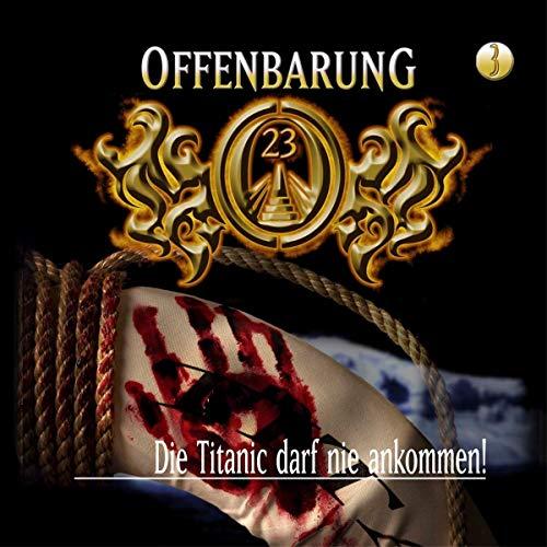 『Die Titanic darf nie ankommen!』のカバーアート