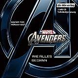 Marvel Avengers - Wie alles begann, 1 Audio, MP3