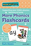 Read Write Inc. Phonics: Home More Phonics Flashcards
