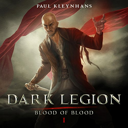 Dark Legion audiobook cover art