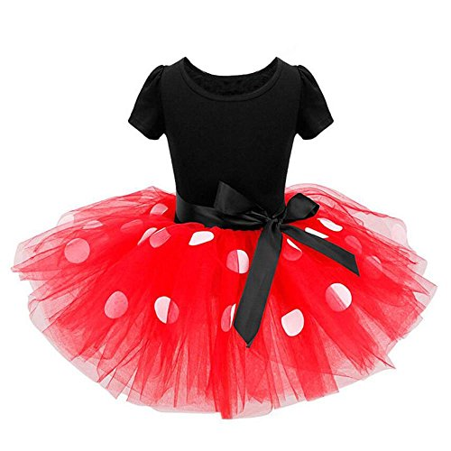 Disney Design Elsa Abito per Bambina Gonna in Tulle Tutu di Balletto 3D 2 a 6 Anni Frozen 2 Dress Abito Principessa Festa Compleanno per Bambinil Regalo Bambina