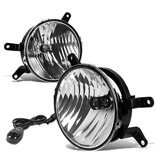 06 mustang grill fog lights - 1