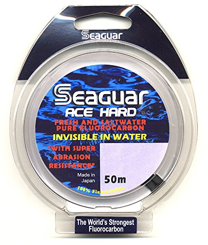 Seaguar New Fluorocarbon 50 m - 4 kg./8.8 lb.