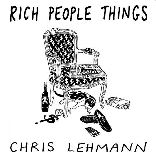 Rich People Things audiobook cover art