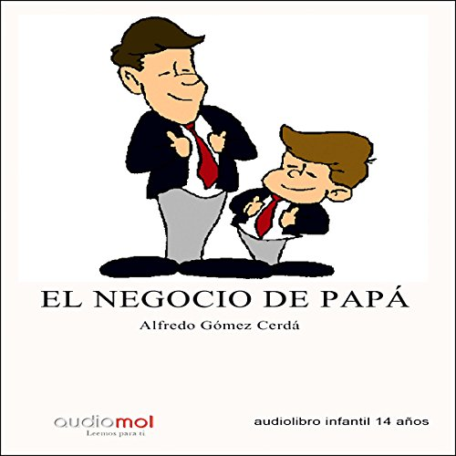 El negocio de papá [Dad's Business] cover art