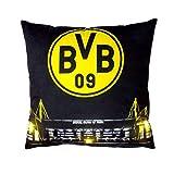 Borussia Dortmund BVB-Kissen mit LED (40x40cm) one Size