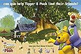 1art1 38593 Winnie Puuh der Bär - Tigger und Pooh