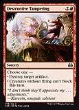 Magic The Gathering - Destructive Tampering (78/184) - Aether Revolt