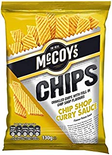 McCoy's Chip Shop Curry Sauce - 130g (0.28 lbs)