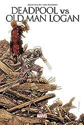 Deadpool vs Old Man Logan de Declan Shalvey