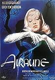 Close Up Alraune - Hildegard Knef (1952) | Filmplakat,