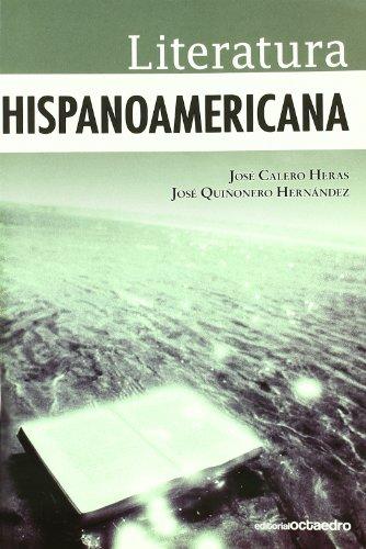 Literatura hispanoamericana (Referencias) - 9788499211091