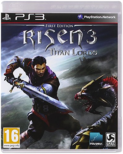 Risen 3: Titan Lords First Edition - Import (AT) PS3 [Edizione: Germania]