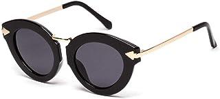YANPAN - Gafas De Sol con Forma De Ojo De Gato con Forma De Flecha para Mujer