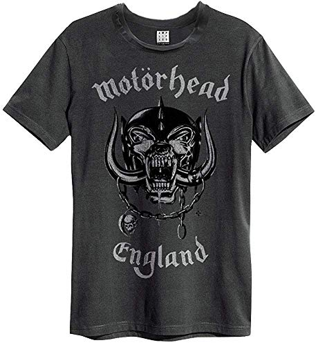 Amplified - Heren Boys Rock Band T-Shirt Motörhead