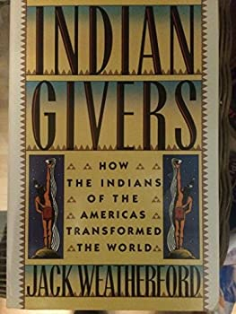Unknown Binding INDIAN GIVERS. Book