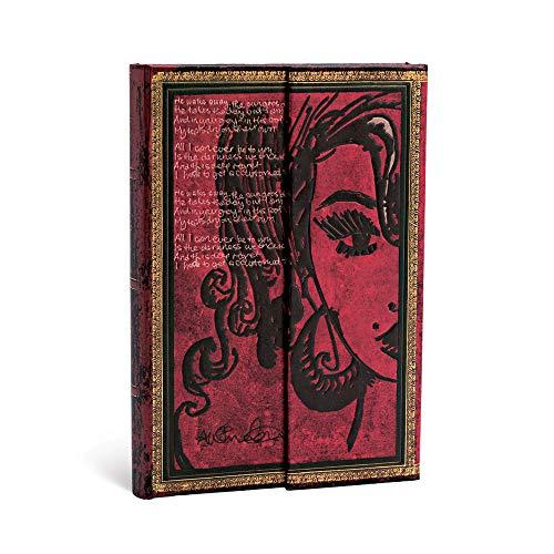 Notatnik Amy Winehouse Mini Tears Dry [Lingua inglese]