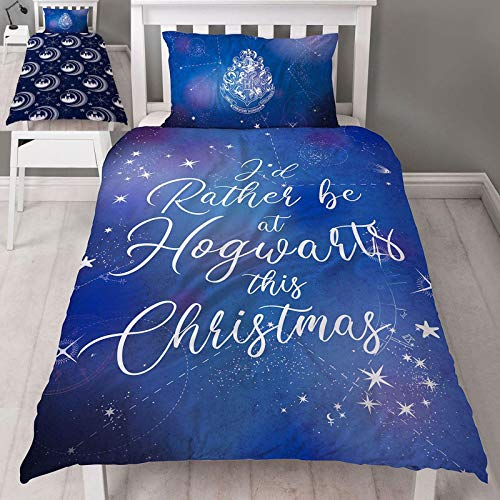 Harry-Potter-Celestial-Blue-Panel-Single-Bed-Duvet-Quilt-Cover-Set
