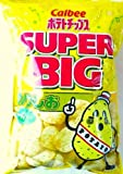 Calbee カルビー ポテトチップス のりしお スーパービッグ SUPER BIG 466g