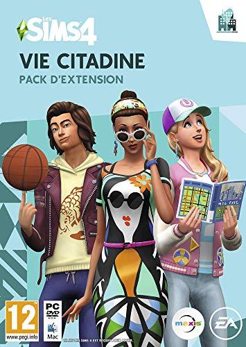 Les Sims 4 Vie Citadine Expansion Pack