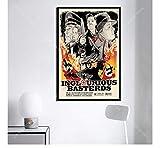 ZJYWYCN Poster Poster Quentin Tarantino Filmreihe