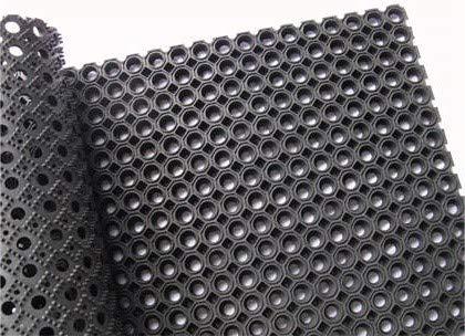 IVOL Caillebotis caoutchouc - Renforcé (23mm, 100x150)
