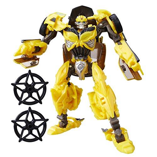 Transformers: El último Caballero Premier Edition Deluxe Bumblebee