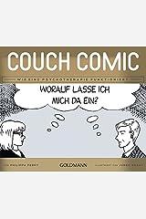 Couch Comic: Wie eine Psychotherapie funktioniert Copertina flessibile