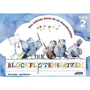 Der Blockflötenspatz, Bd.2