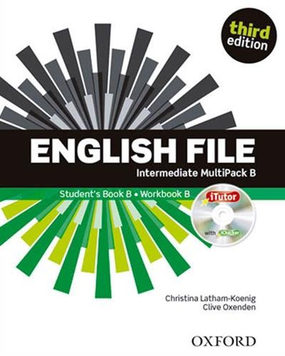 English File third edition: English File 3rd Edition Intermediate. Student's Book MultiPack B...