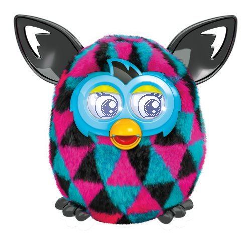 Furby-Boom-Figur, Modell: Dreiecke (evtl. Nicht in Deutscher Sprache)