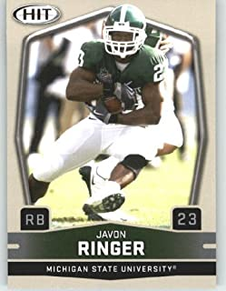 2009 Sage HIT 23B Javon Ringer (Two Hands on Ball)(RC - Rookie Card - Variation) First Card of the 2009 NFL Rookies